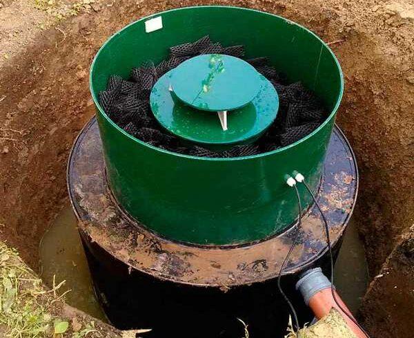 Стоимость установки автономной канализации под ключ на даче или в частном доме