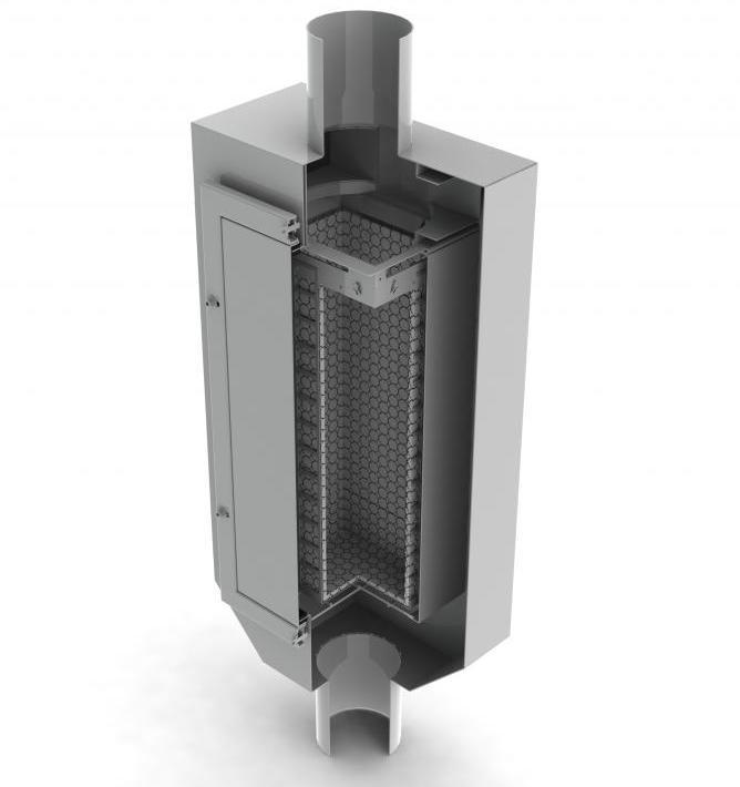 Фильтр для ливневой канализации
