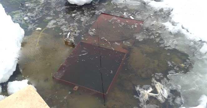 Кессон затопило из-за неправильного определения нулевого уровня