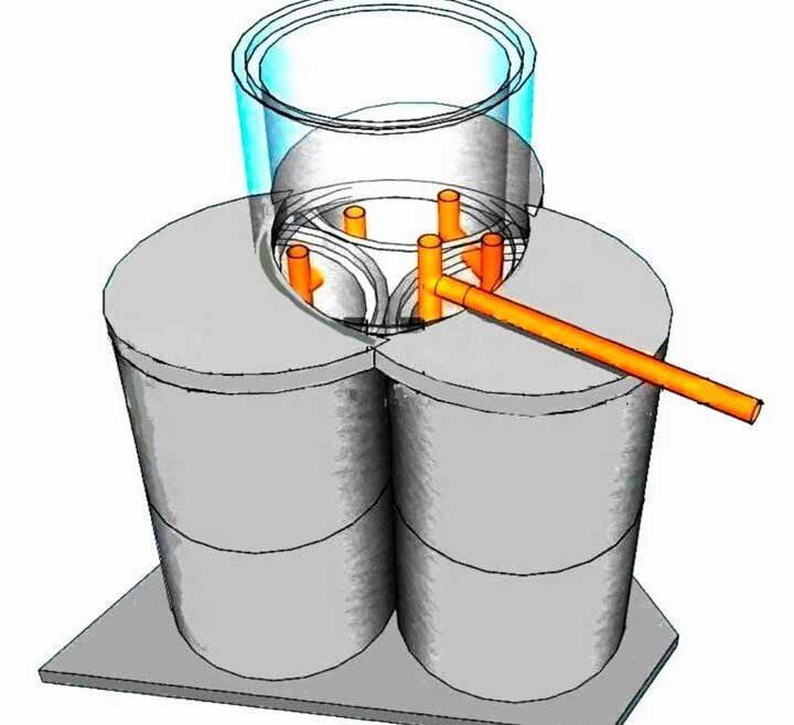 Куда сливать очищенную воду из септика?