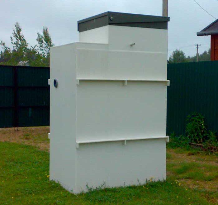 Септик Топас – автономная канализация для дачи и частного дома