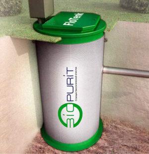 Септик BioPurit-4