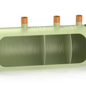 Септик с почвенной фильтрацией Байкал