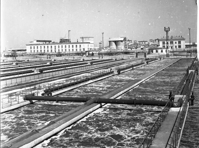 Первая станция аэрации