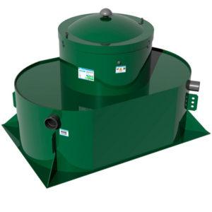 Автономная канализация для высоких грунтовых вод Альта Био low 5