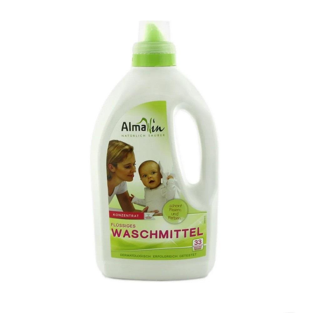Жидкое средство для стирки Alma Win