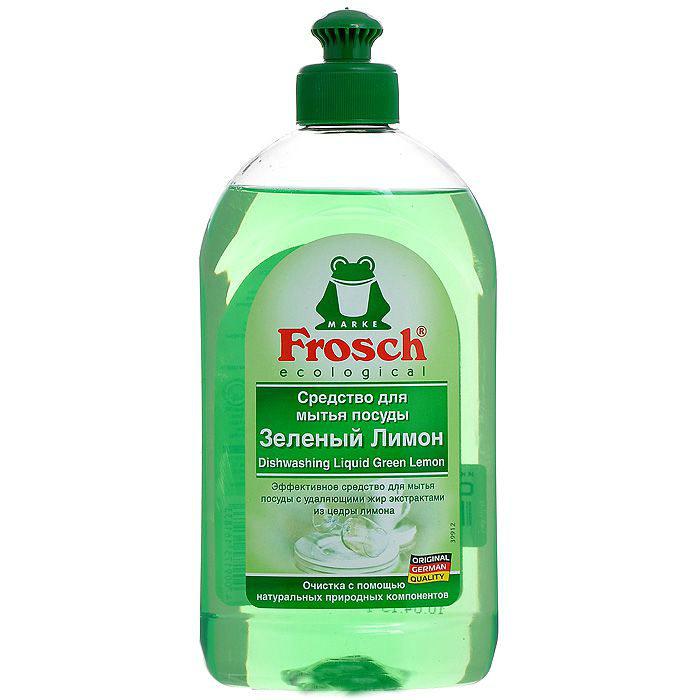 Средство для мытья посуды Frosch
