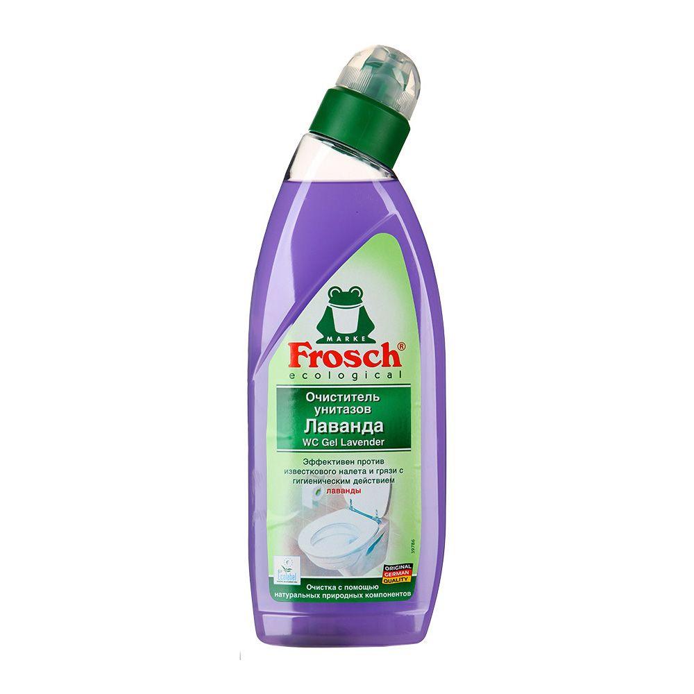 Frosch очиститель унитазов