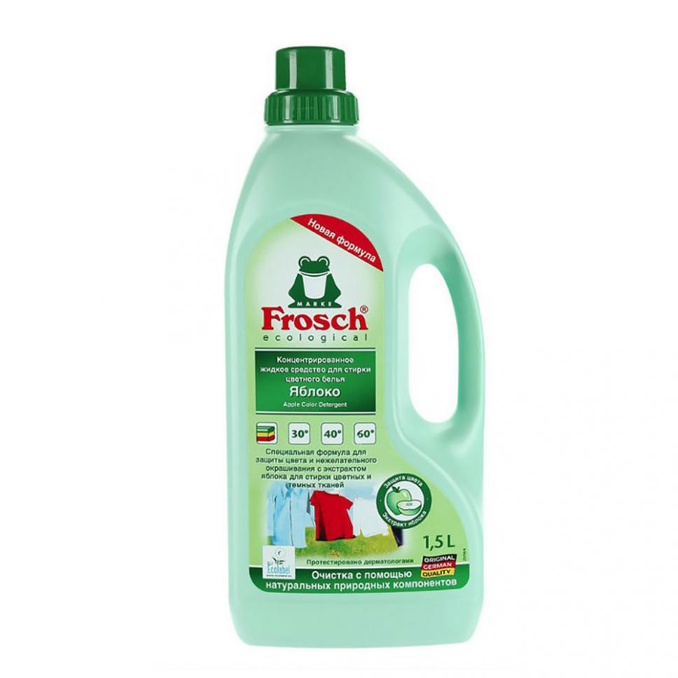 Гель для стирки Frosch