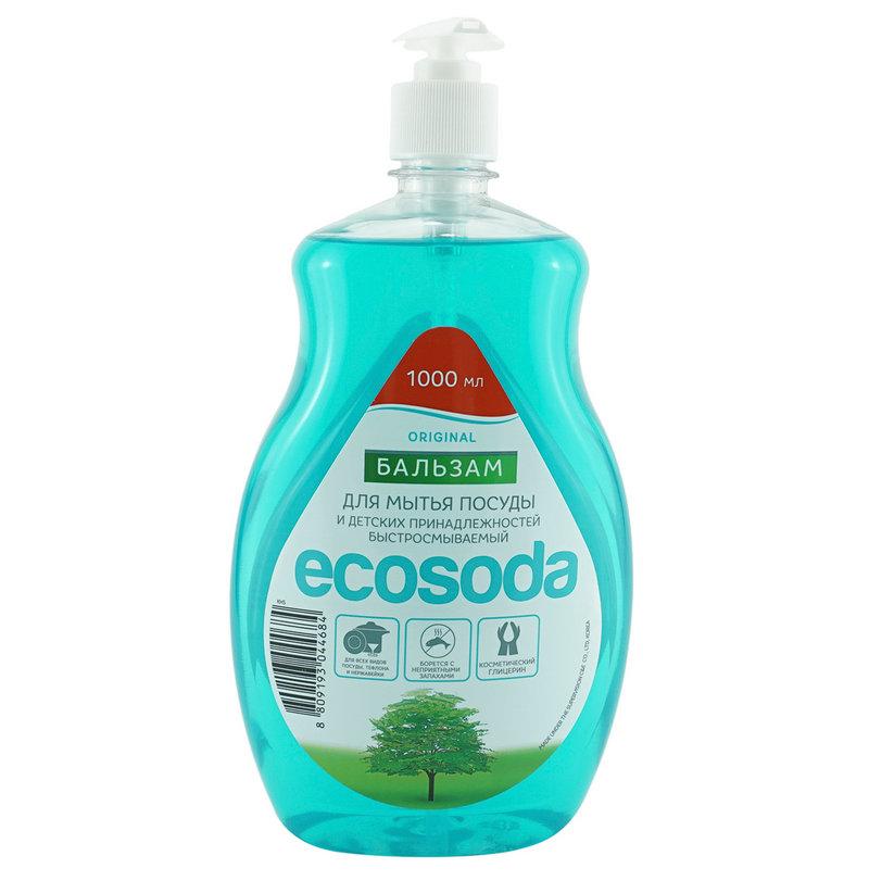 Mama Ultimate ecosoda жидкость для мытья посуды